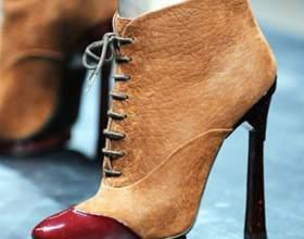 Как сочетать обувь с одеждой фото
