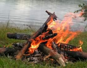 Как сохранить огонь фото