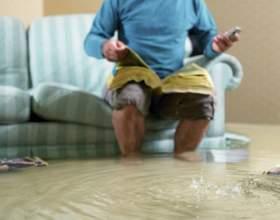 Как составить акт затопления квартиры фото