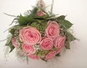 Как составить букет из роз фото