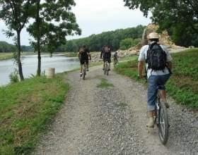 Как составить маршрут велосипедной прогулки по москве фото
