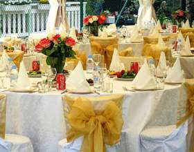 Как составить свадебное меню на 70 человек фото