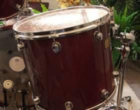 Как создать барабанную партию фото