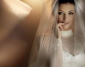 Как создать безупречный образ невесты фото