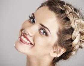 Как создать красивую косу на тонких волосах фото