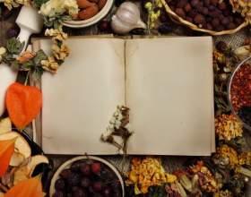 Как создать свою кулинарную книгу фото
