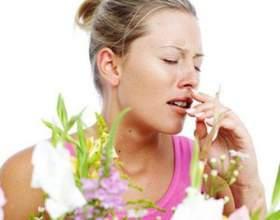 Как спасаться от весенней аллергии фото