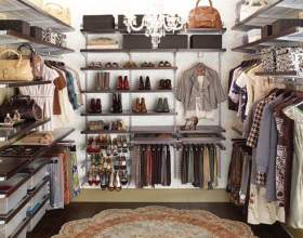 Как спроектировать гардеробную комнату фото