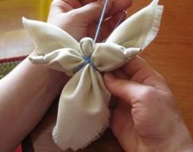 Как сшить ангела из ткани своими руками фото