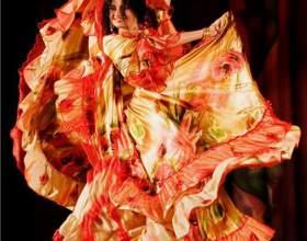 Как сшить цыганскую юбку фото