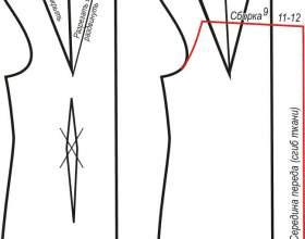 Как сшить короткое прямое платье фото