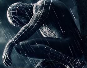 Как сшить костюм человека-паука фото