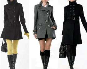 Как сшить модное пальто фото