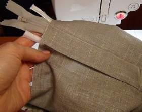 Как сшить мужские брюки фото