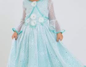 Как сшить нарядное платье для девочки фото