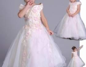 Как сшить платье на выпускной в детском саду фото