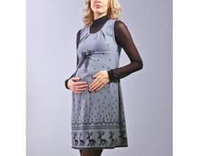 Как сшить сарафан на беременную фото