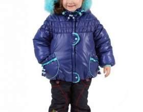 Как сшить теплую куртку ребенку фото