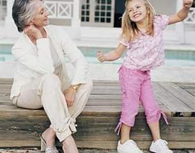 Как стать хорошей внучкой? фото