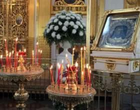 Как ставить свечки в церкви фото