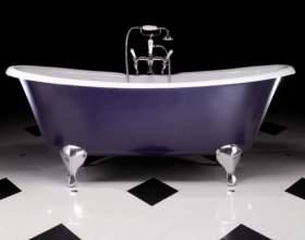 Как ставить ванну в квартире фото