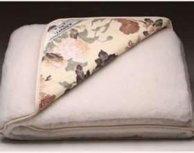 Как стирать одеяло из овечьей шерсти фото