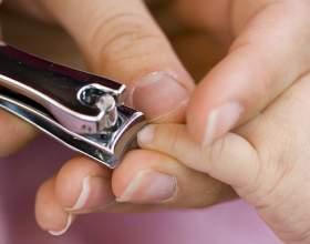 Как стричь ногти ребенку фото