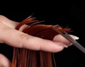 Как стричь волосы дома фото