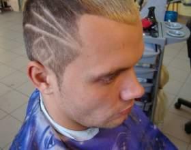 Как стричь волосы мужчине фото