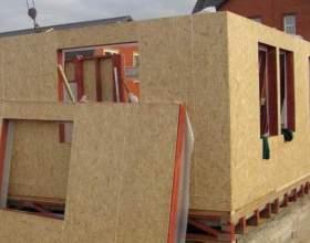 Как строить щитовые дома фото