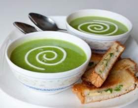 Как сварить суп с консервированным зеленым горошком фото