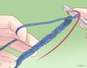 Как связать варежки крючком фото