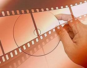 Как сжать фильм на диск фото