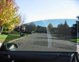 Как тонировать автомобильные стекла? фото