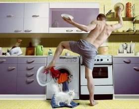 Как убедить мужа помогать по дому фото