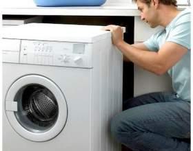 Как уберечь стиральную машину от поломки? фото