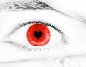 Как убирать в фотошопе красные глаза фото