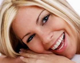 Как убрать черный налет с зубов фото