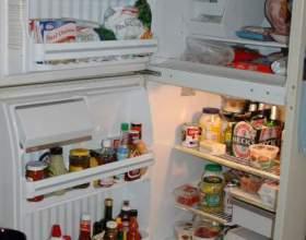 Как убрать запах из холодильника фото