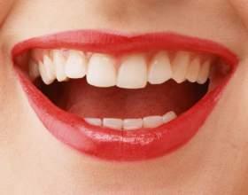 Как убрать желтый налет на зубах фото