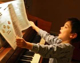 Как учить ребенка музыке фото