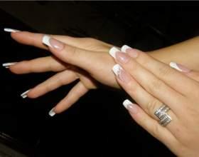 Как удалить гель на ногтях фото