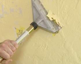 Как удалить масляную краску со стен фото