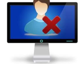 Как удалить учетную запись фото