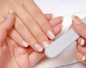 Как удлинить короткие ногти фото