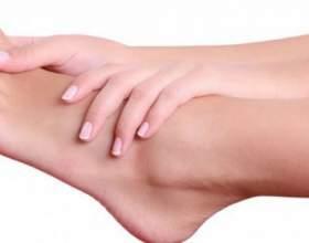 Как ухаживать за кожей ног фото