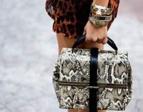 Как ухаживать за сумкой из змеиной кожи фото