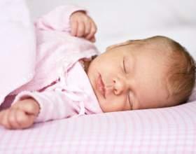 Как укладывать спать грудничка фото