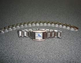 Как укоротить браслет на часах фото