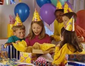 Как украсить детский день рождения фото